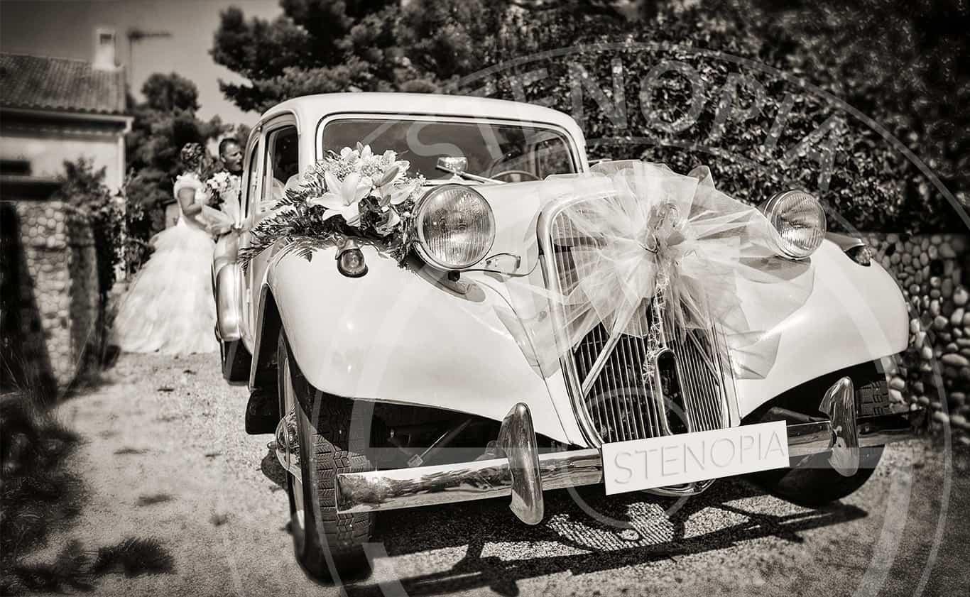 voiture mariage marseille