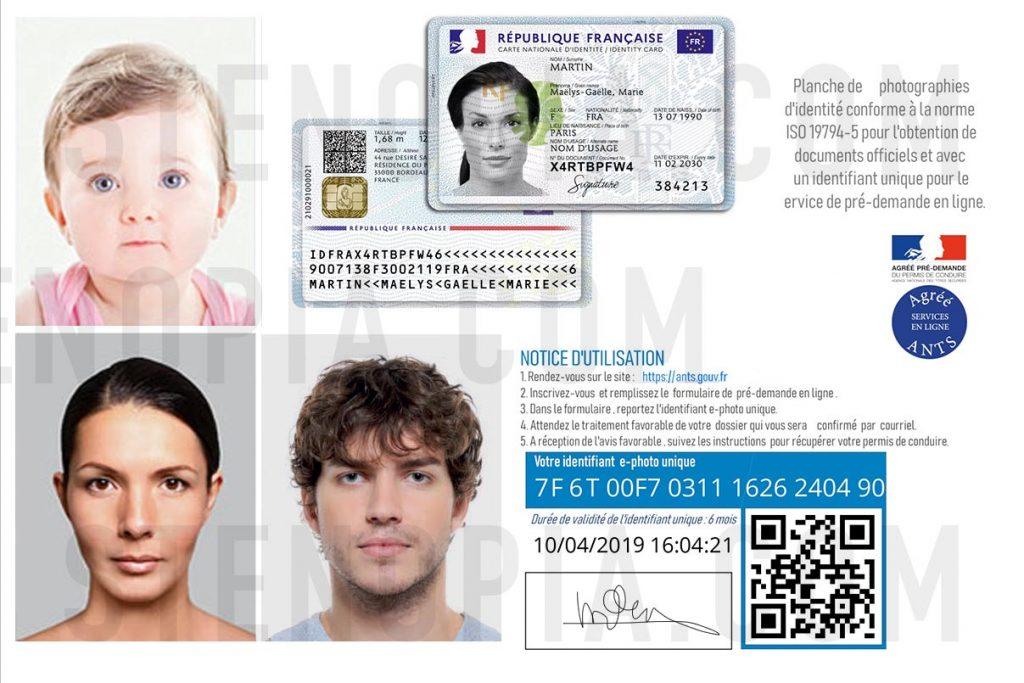 e-photo ANTS en ligne carte identité